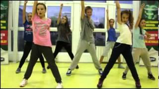 Клубный танец  дети с 9 13 лет высокий уровень) mpeg4