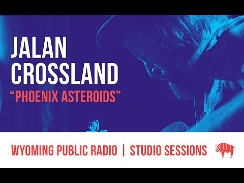 Studio Sessions: Jalan Crossland - Phoenix Asteroids