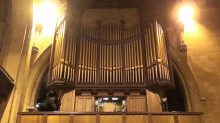 """Christians Awake Salute The Happy Morn"" All Saints Church Oystermouth Swansea"