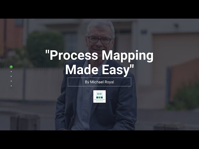 Process Mapping Made Easy | BIR Solutions