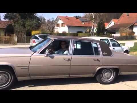 1983 Cadillac Fleetwood Brougham  YouTube