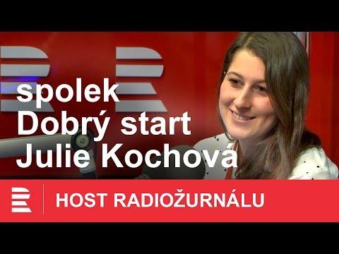 Julie Kochová: Žádné dítě nepatří do ústavu. Je na nás, abychom vytvořili rodičům alternativy