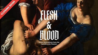 Flesh & Blood: Italian Masterpieces From The Capodimonte Museum