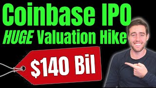 Coinbase IPO Will Be HUGE! What I'm Doing With COIN Stock!