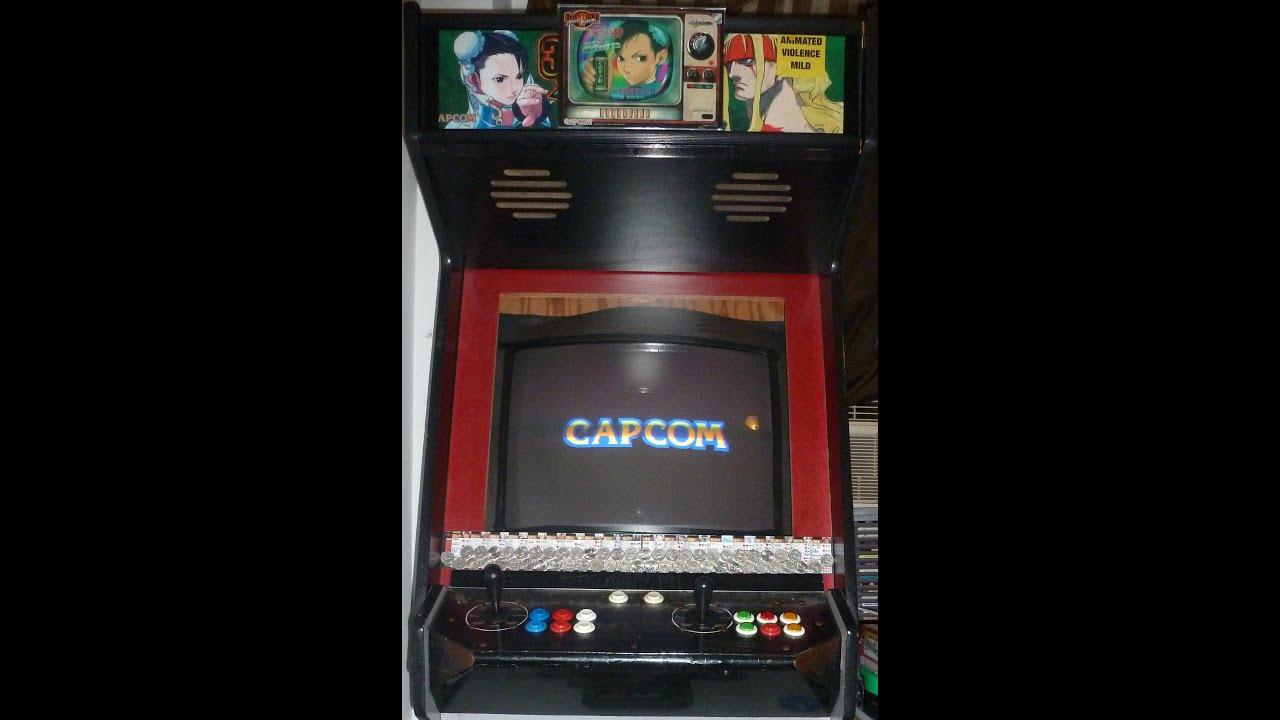 CP System III Street Fighter III: 3rd Strike - YouTube