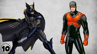 Top 10 Alternate Versions Of The X-Men