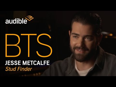 Behind the Scenes with Jesse Metcalfe, narrator of Stud Finder