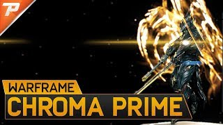 Warframe: Chroma PRIME Leaked & His Weapons