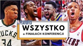 FINAŁY KONFERENCJI ► SKARB KIBICA / NBA po POLSKU
