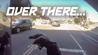 YOUR SIDE IS OVER THERE! (Bad Drivers Compilation, LA)