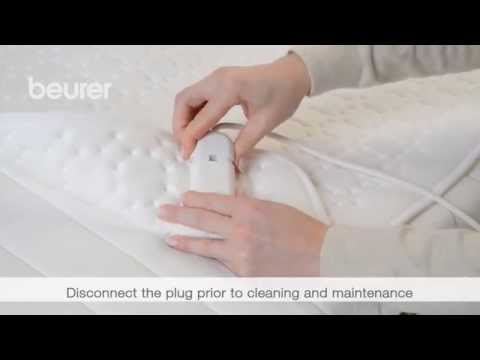 Quick Start For The Ub Electric Underblanket