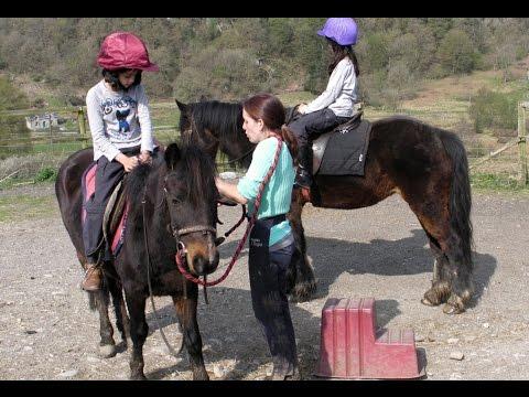 Horse Riding Wales Gwydyr Stables Snowdonia