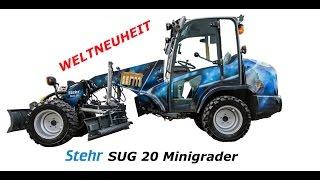 Stehr Laser Minigrader (Weltneuheit) SUG 20 Praxisvideo [HD] [DE]