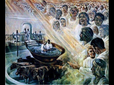 Bautismo de los muertos segun 1 Corintios 15- 29 ¿A qué se refiere ...