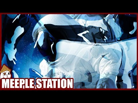 WHY ARE THEY LEAVING!? - Lets Play Meeple Station #letsplay |