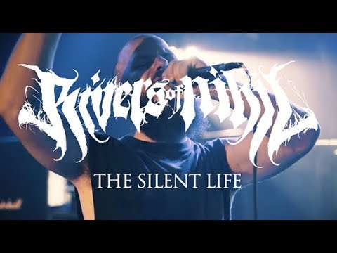 "Rivers Of Nihil launch new video for ""The Silent Life"" + Euro tour ...!"