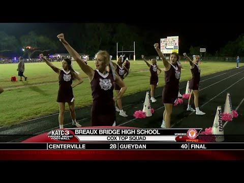 Playoffs 1: Cox Top Squad - Breaux Bridge High School