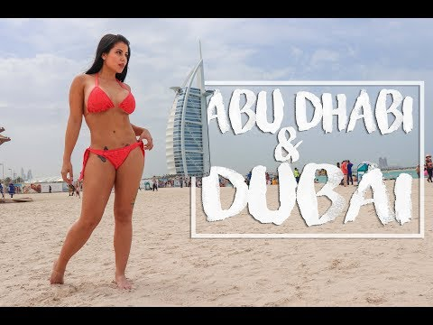 DUBAI & ABU DHABI, wealth, curiosities and attractions |Riqueza, curiosidades y atracciones🕌