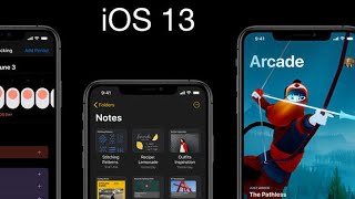 iOS 13, New feature