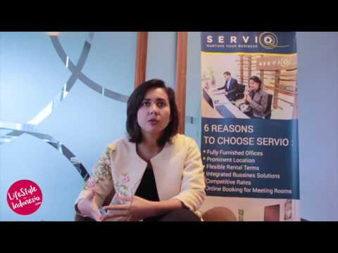 HOT SEAT with Founder of Servio Serviced Offices - Ibu Safana Ganis