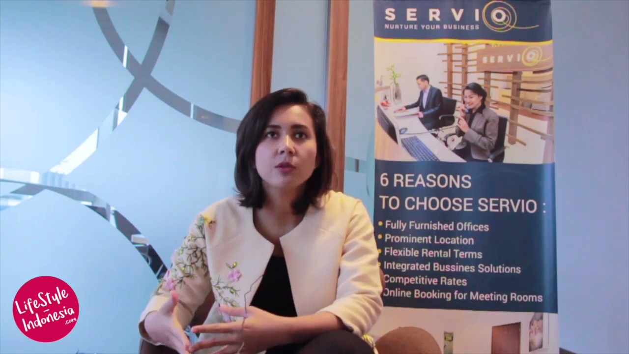 Servio Hot Seat With Founder Of Servio Serviced Offices Ibu Safana Ganis