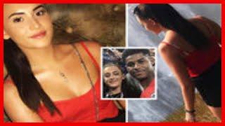 Marcus Rashford girlfriend: Lucia Loi teases bust amid Man United star's new shirt number