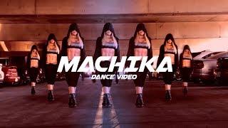 Machika - J Balvin, Jeon, Anitta   Magga Braco Dance Video