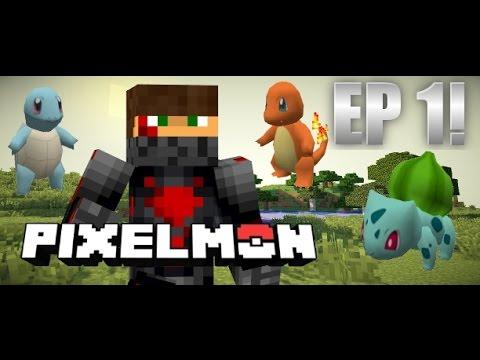 Minecraft pixelmon episode 1 charmander ftw youtube - Pixelmon ep 1 charmander ...