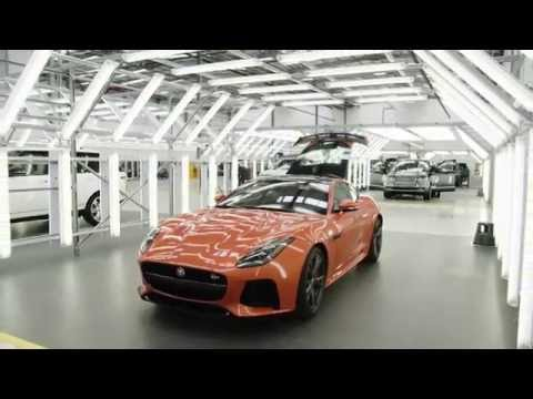 Jaguar Land Rover Opens New 20mn Technical Facility for Special Vehicle Operation