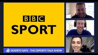 Reaction to BBC Sport User Comments on Esports