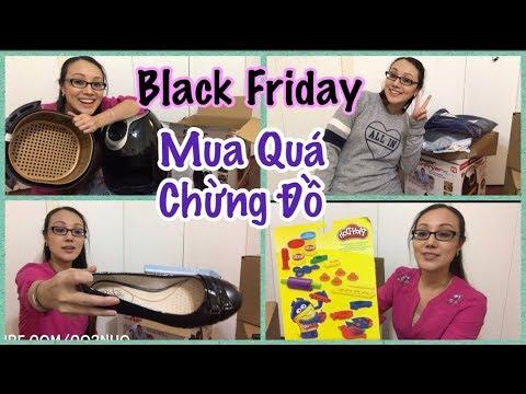Black Friday Đồ Sale Rẻ Mua Quá Chừng - Cuộc Sống Ở Mỹ - Co3nho 297