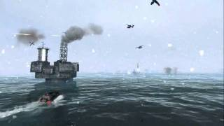 OilRush naval strategy game: the first teaser