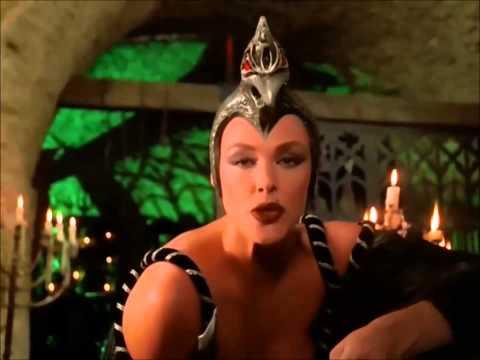 Сказка о мёртвой царевне и 7 богатырях - ремикс (по случаю Хэллоуина)