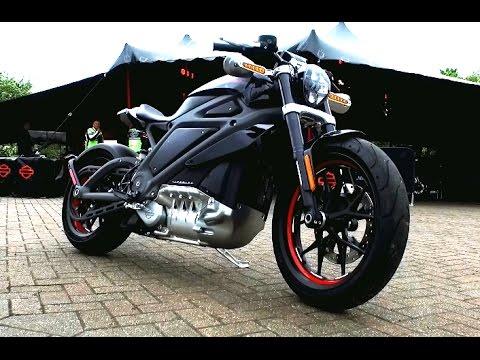 Harley Davidson Livewire First Ride (Bike World)