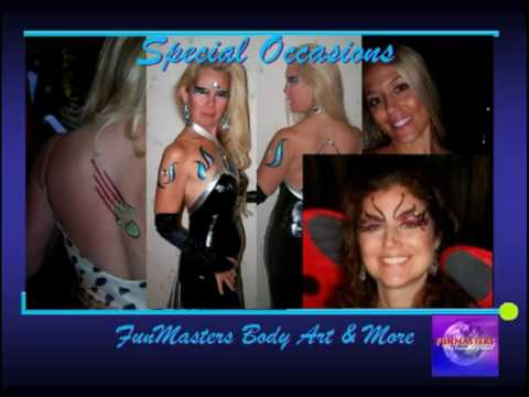 FunMasters Body Art  & More
