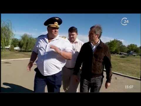 Вячеслав Володин посетил Краснокутское летное училище гражданской авиации