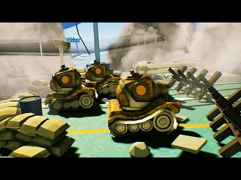 The Next ADVANCED WARS - Tiny Metal Gameplay