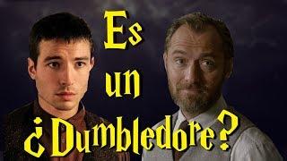 ¿Credence realmente es un Dumbledore?