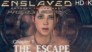 ENSLAVED : Odyssey To The West # 1 - The Escape ( PC )HD 4K