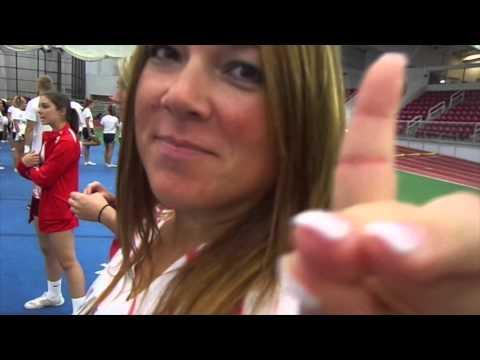 Marist College Cheerleading NCA CAMP 2015
