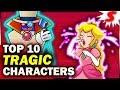 Top 10 Mario Characters With TRAGIC Backstories