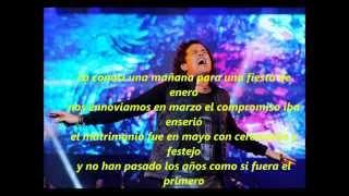 Ella Es Mi Fiesta Letra - Carlos Vives
