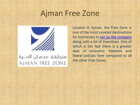 Ajman Free Zone   Exsolution Business Setup Services Dubai