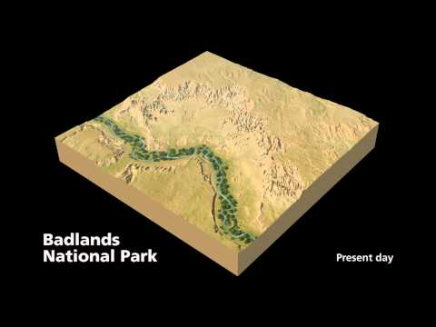Badlands Geological History