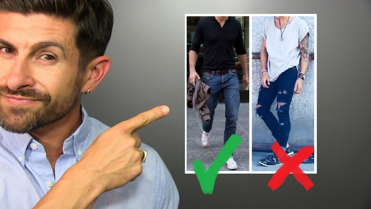 2408535a2d 10 YOUNG MEN'S Style Tips To Look BETTER Than Your Friends! - YouTube