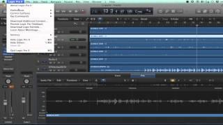 Как записать системные звуки из Logic Pro X на Mac OS X?(Если у вас возникли проблемы с записью звука из приложения Logic Pro X. Посмотрев это видео вы сможете записыват..., 2015-02-08T13:05:44.000Z)