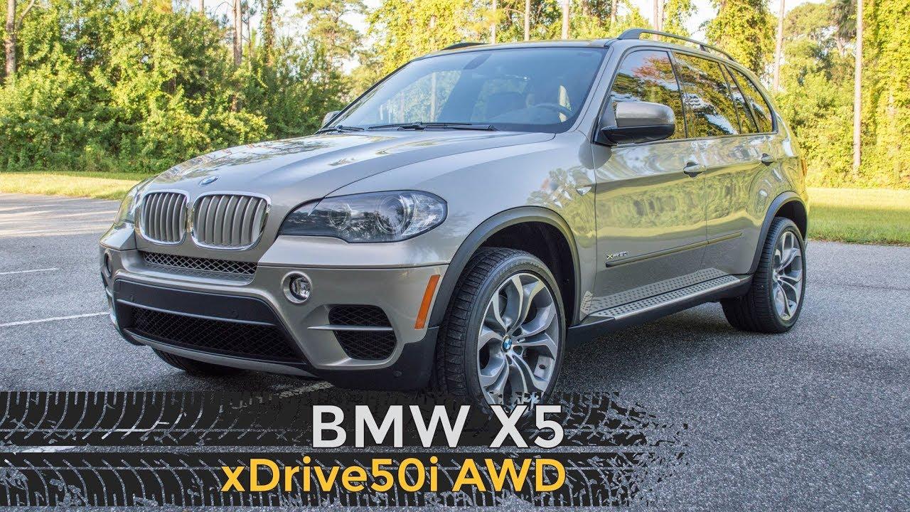 Bmw X5 Xdrive50i Awd 2011 Walkaround Youtube