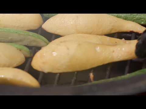 Recipe: Simple Grilled Zucchini and Squash