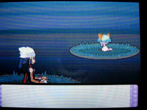 pokemon diamond how to get ralts
