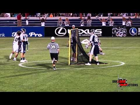Ned Crotty's behind the cage goal vs Chesapeake